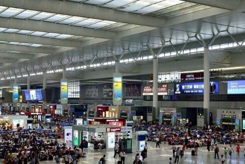 静音式柴油发电机组在火车站的应用