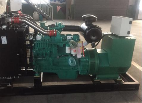中国移动云南100KW东风康明斯发电机组成功交付