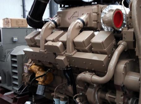 世能达物流公司700KW康明斯发电机组成功交付