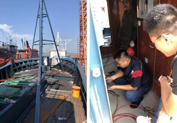 上柴各系列船用发动机助力渔民开渔大吉