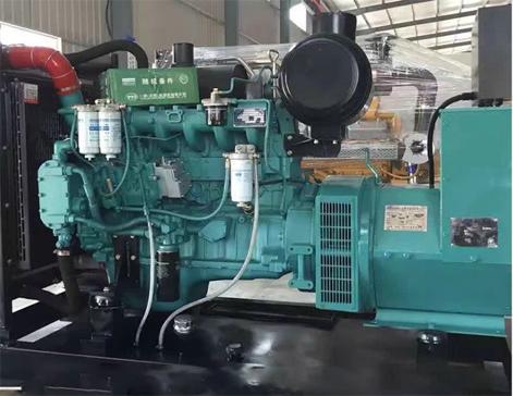 常州市轨道交通250KW潍柴发电机组交付使用