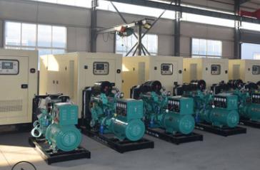 中国铁路设计集团100KW潍柴股份发电机组成功交付