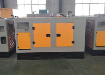 三一重能(风电)200KW沃尔沃发电机组成功交付