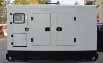 云南公路联网300KW沃尔沃发电机组成功交付使用
