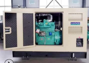 陕西燃气集团100KW玉柴股份发电机组成功交付使用