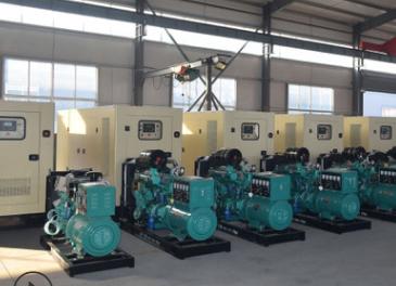 国电投(天津)分布100KW潍柴柴油发电机组交付使用
