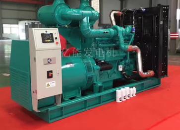 云南云内动力600KW康明斯柴油发电机组交付使用