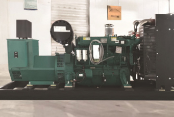 铁总服务有限公司300KW玉柴发电机组交付使用