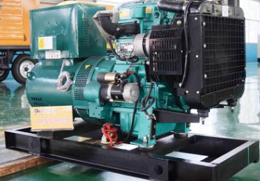 包头稀土材料公司80KW东风康明斯发电机组交付使用