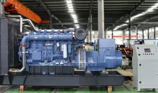 山西省工程机械600KW玉柴柴油发电机组成功交付