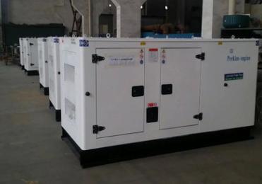 上海申通地铁150KW玉柴柴油发电机组交付使用