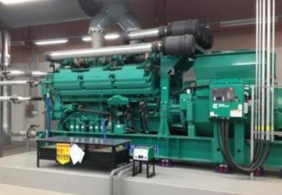 神然新能源1000KW帕金斯柴油发电机组成功交付
