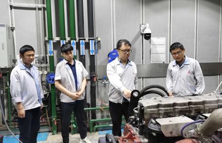 李博士和他的团队:瞄准发动机大脑 赋能转型开新局