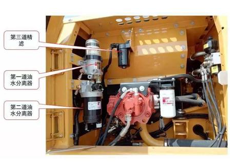 康明斯柴油滤芯更换指南——非道路工程机械用QSB7