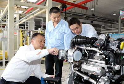 上柴动力制造部全新启航 一批年轻干部获提任