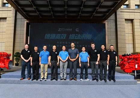 康明斯中国2020年发动机销量突破67万台