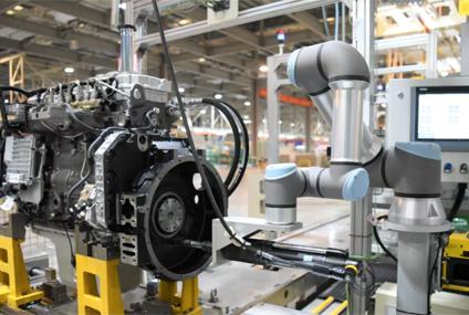 白鹤滩水电站建设——康明斯助力超级工程中的超级设备