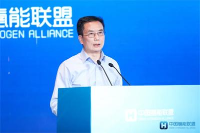 康明斯成为中国氢能联盟成员单位